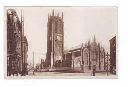 Angleterre Leeds Parish Church Eglise - Leeds
