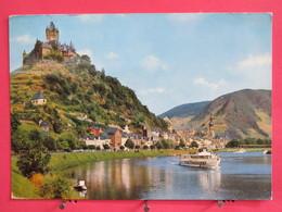 Allemagne - Weinstadt 559 Cochem An Der Mosel - Scans Recto-verso - Cochem