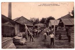 1314 - Brunoy Et Environs ( 91 ) - Atelier De Constructions ( 5 Rue De Mandres ) - E.Venant - N°61 - Brunoy