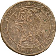 Medaillen Deutschland: Sachsen-Alt Weimar, Johann Ernst Und Seine 6 Brüder 1619-1622:Rechenpfennig 1 - Germany