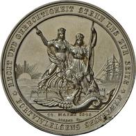 Medaillen Deutschland: Schleswig-Holstein, Königliche Linie, Unter Statthalterschaft 1848-1851: Meda - Germany