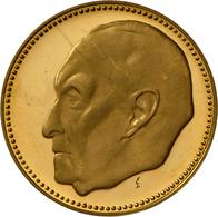 Medaillen Deutschland - Personen: Konrad Adenauer - Securitas Et Pax 1957. Eine Goldmedaille Aus 900 - Germany