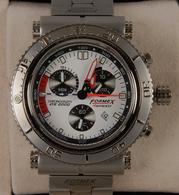 Uhren: 2 Herrenarmbanduhren Formex 4 Speed: Chronograph XL DS 2000 Und 20003.3121. In Box. - Jewels & Clocks