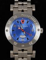 Uhren: 2 Herrenarmbanduhren Tonino Lamborghini: B3 655368 Und B3 656536 (Limitiert Auf 2.000 Stück. - Jewels & Clocks