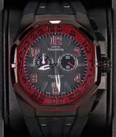 Uhren: Herrenarmbanduhr Freiherr Von Fahnenberg FF4172, Chronograph. In Box, Neuware. - Jewels & Clocks