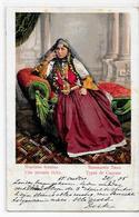 CPA Iran Perse Une Persanne Riche Type Du Caucase Russie  Circulé - Iran