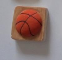 Fève - Le Ballon Basket - Mon équipement Sportif - 2015 - Sports