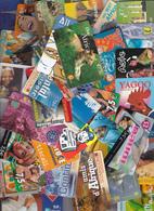 100 Cartes Prépayées Différentes FRANCE Lot1 - France