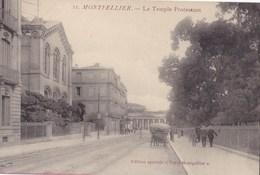 MONTPELLIER - Le Temple Protestant - Montpellier