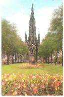 POSTAL   EDINBURGH  -ESCOCIA  - MONUMENTO DE SCOTT (THE SOCTT MONUMENT) - Scotland