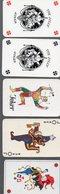 Lot De 5 Joker (PPP12158) - Autres Collections