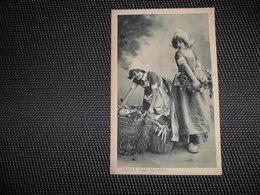 Enfant ( 1637 )  Fillette ( Ellen )   - Publicité Pharmacie H.Van Enis - Ramlot  Uccle  Ukkel Au Verso - Autres