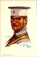 Militaria - Uniforme - Nos Alliés 12 - Infanterie Japonaise - Emile Dupuis  - SC73-1 - Uniforms