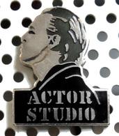 Pin's émaillé Chromé De Marlon Brando - Actor Studio - éditions Démons Et Merveilles - Kino