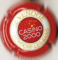 """De Venoge N°50, Cuvée Spéciale Casino 2000, """"2010"""" Sur Le Contour - Champagne"""