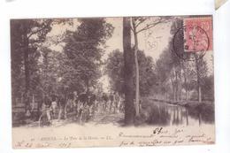 80 AMIENS Parc De La Hotoie Armee Velo - Régiments