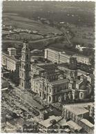 X2098 Pompei (Napoli) - Il Santuario - Panorama Aereo Vista Aerea Aerial View Vue Aerienne / Viaggiata 1958 - Pompei