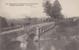 ENVIRONS DE VILLERSEXEL    SAINT SULPICE   LE PONT - France