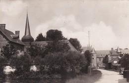 Beaucamps Le Jeune - L'Eglise Et Le Château - Other Municipalities