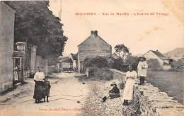21 - COTE D OR / Meloisey - 217302 - Rue De Mavilly - Entrée Du Village - Autres Communes
