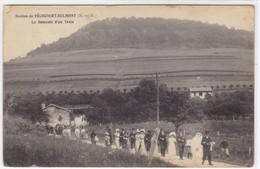 Meurthe-et-Moselle - Station De Fécocourt-Eulmont - La Descente D'un Train - Autres Communes