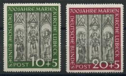 Allemagne Federale (1951) N 25 A 26 (Luxe) - [7] République Fédérale