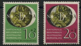 Allemagne Federale (1951) N 27 A 28 (Luxe) - [7] République Fédérale