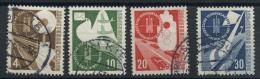 Allemagne Federale (1953) N 53 A 56 (o) - Neufs