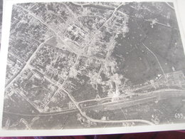 PHOTO AERIENNE / AVIATION MILITAIRE BELGE / DIXMUDE  / 18 MAI 1916 - Guerre, Militaire
