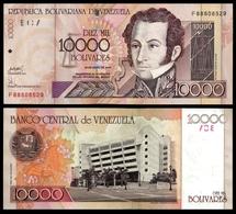 Venezuela 10000 BOLIVARES 2006 P 85e UNC - Venezuela