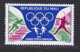 MALI AERIENS N°  122 ** MNH Neuf Sans Charnière, TB (D7140) Année Préolympique, Sports - Mali (1959-...)