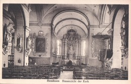 Hemiksem Binnenzicht Der Kerk - Hemiksem