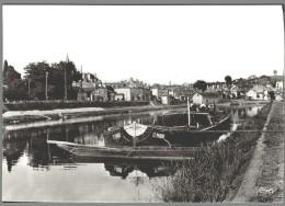 CPSM 58 - Saint Léger Des Vignes - Le Canal - France