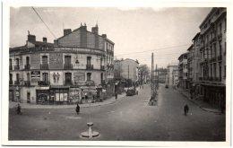 66 PERPIGNAN - Le Rond-point Saint-Martin - Perpignan
