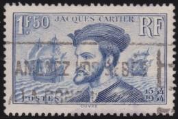 France  .      Yvert    .      297a  II          .     O         .         Oblitéré - Usati