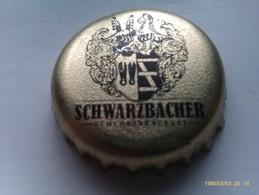 Chapa Kronkorken Caps Tappi Cerveza Schwarzbacher. Alemania - Bière