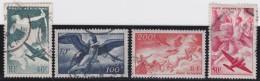France  .      Yvert    .      PA   16/19          .     O         .         Oblitéré - 1927-1959 Oblitérés