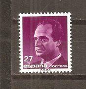 España/Spain-(MNH/**) - Edifil  3156 - Yvert  2763 - 1931-Today: 2nd Rep - ... Juan Carlos I