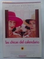 Folleto De Mano. Película Las Chicas Del Calendario. Helen Mirren. Julie Walters. Nigel Cole. Nuevo. Reproducción Actual - Merchandising