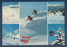 Skiing At Pizol In Wangs, Switzerland - 1983 - Switzerland