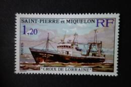 SAINT PIERRE MIQUELON N°453** MNH - St.Pierre & Miquelon