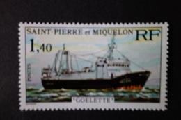 SAINT PIERRE MIQUELON N°454** MNH - St.Pierre & Miquelon