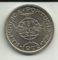 5 Escudos 1972 Angola - Angola
