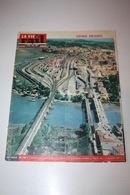La Vie Du Rail N°959 - Centenaire IRUN HENDAYE - 1964 - Train - Chemin De Fer - Trains