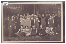 DISTRICT D'ORON - MEZIERES - JUIN 1929 - THEATRE DU JORAT - ROMEO ET JULIETTE - TB - VD Waadt
