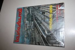La Vie Du Rail N°1852 - IRUN HENDAYE - 1984 - Train - Chemin De Fer - Trains
