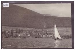 DISTRICT DE GRANDSON - CONCISE - TB - VD Vaud