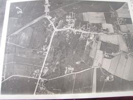 PHOTO AERIENNE / AVIATION MILITAIRE BELGE /ESSEN    / 1 MAI 1916 - Guerre, Militaire