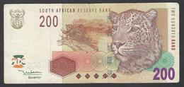 2005 - 200 Rand - TWO HUNDRED RAND  - Governor T T Mboweni.  - VF - Südafrika