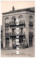 62  Le  Portel  Hôtel Beau Rivage  , Pres De La Plage - Le Portel